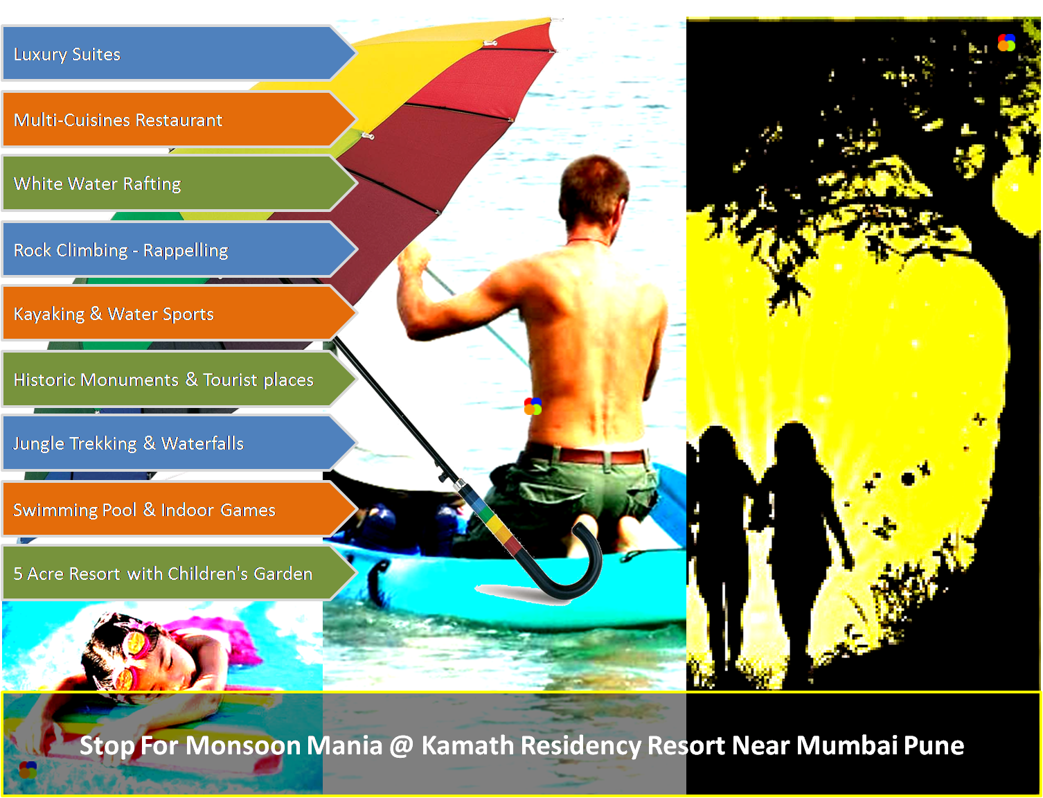 Monsoon Holiday Packages India – Stop For Monsoon Mania