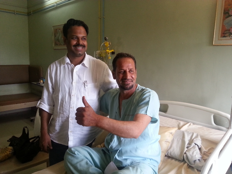 For Africa: Affordable Hip Replacement Surgery India